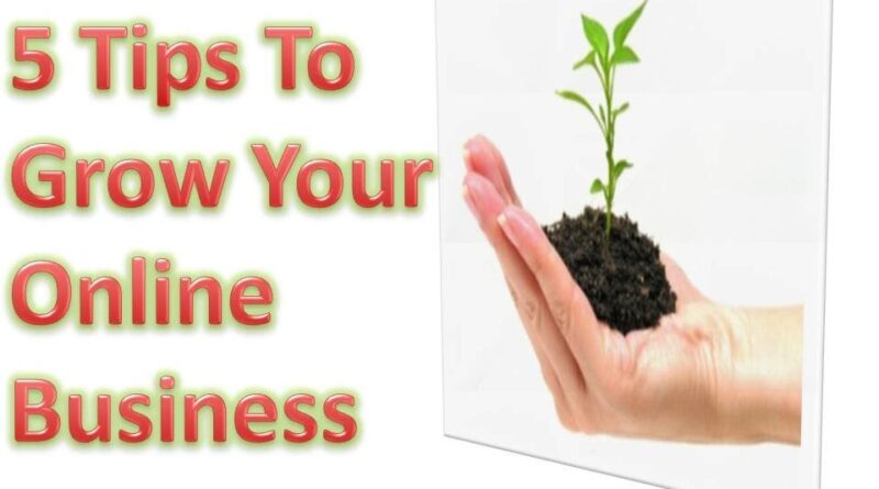 5 EASY tips To Grow your Online Ebay Business- Make More Money- Save Time!