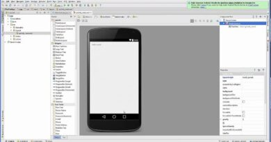 Android Tutorial for Beginners 4 # Basic Overview of an Android App