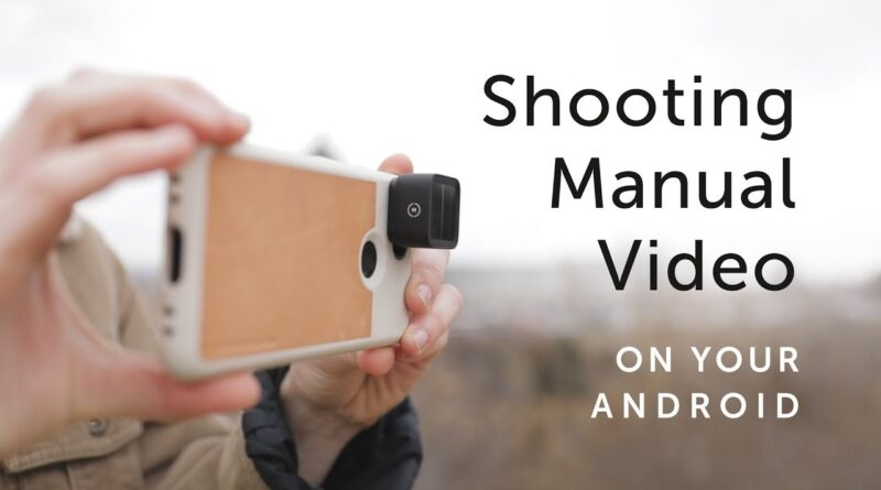 Best Tools For Filmmaking On Android | Moment Pro Camera App Update