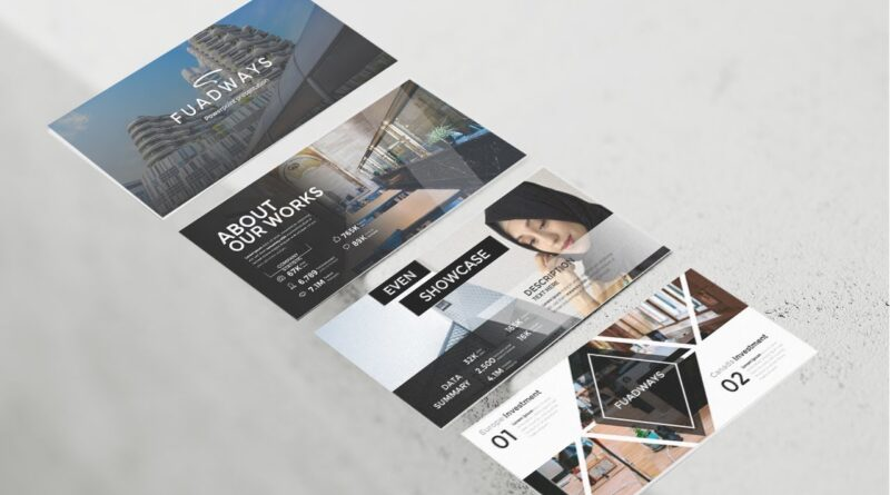 Elegant PowerPoint Template Business Presentations