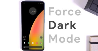 Force any Android App to have a Dark Mode