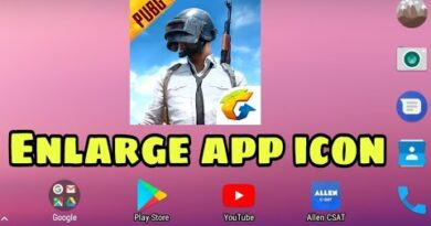 How you can enlarge app icon in android in hindi/Animesh/enlarge app icon dimension🔥🔥🔥 7