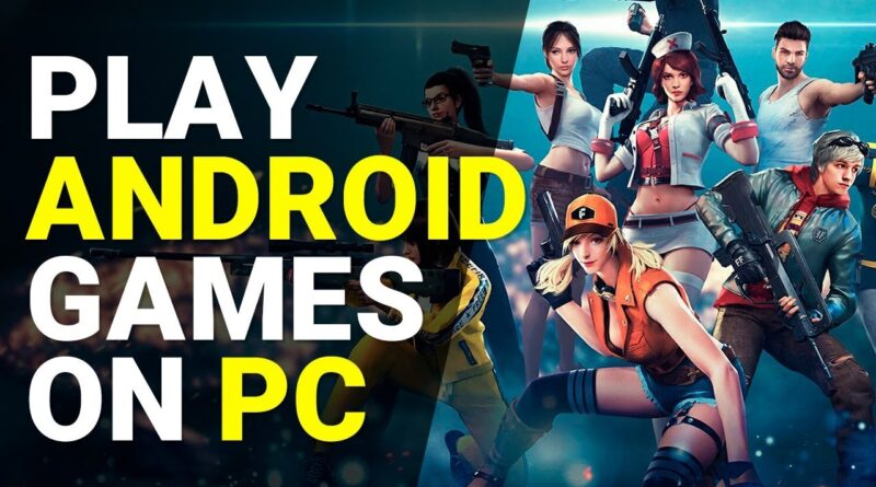 How to play Android Games on PC using Nox Player