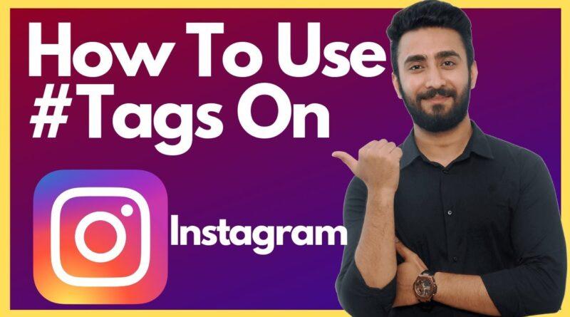 Instagram Hashtag   Secret Strategies   Instagram Marketing Tips (2020)