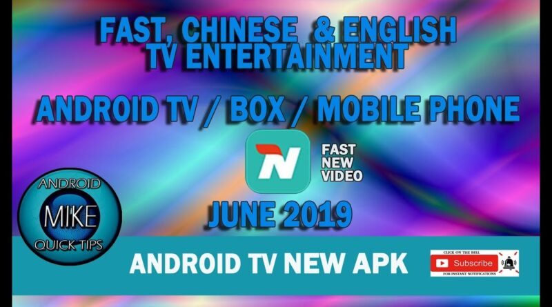 New Chinese And English APK for 2019
