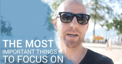 Online Business Tips: The Most Important Things To Focus On In Your Internet Business