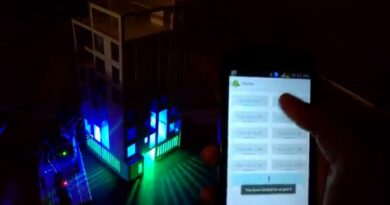 [Open Source] Building lights control - Arduino using Android apps | Github source code