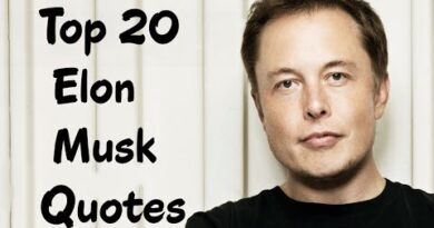 Top 20 Elon Musk Quotes - The Business Magnate
