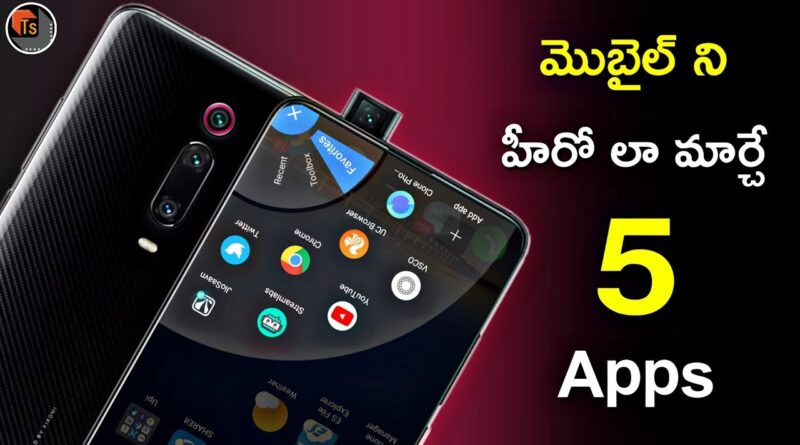 Top 5 Android Applications For Style & Design | Review On Latest & Popular Apps 2019 | Tech Siva