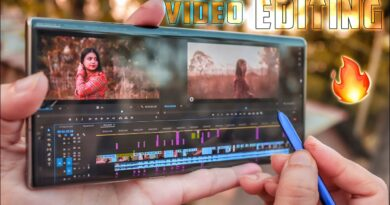 Prime 5 Skilled VIDEO EDITING Apps For Android | By TubeTech 🔥 7