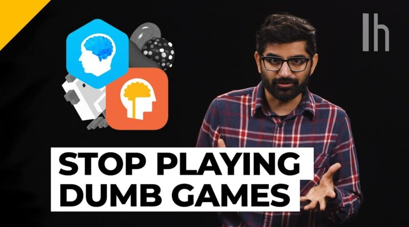 iPhone and Android Games That'll Actually Engage Your Brain