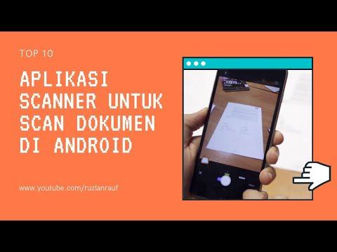 10 Aplikasi Scanner untuk Scan Dokumen di Android