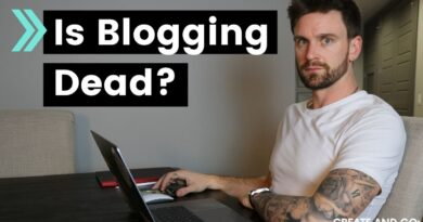 Is Running a blog Lifeless? Does it Actually Have a Future in 2020 and Past? 8