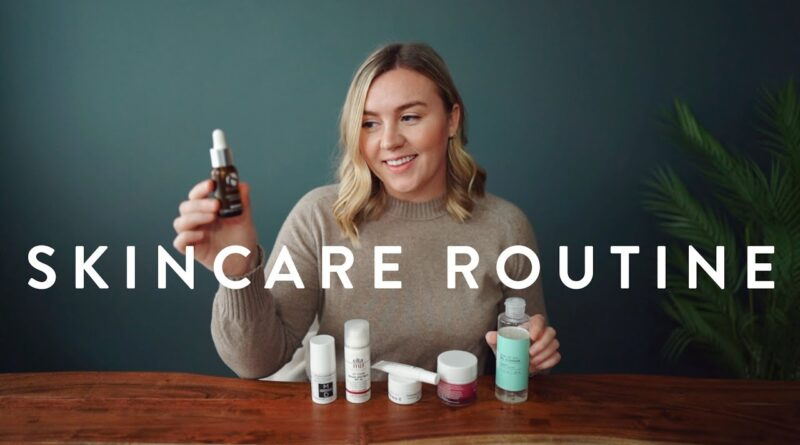 My Easy Anti-Getting old Skincare Routine