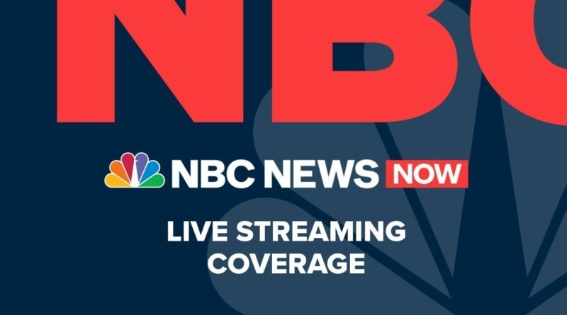 Watch: NBC Information NOW Reside