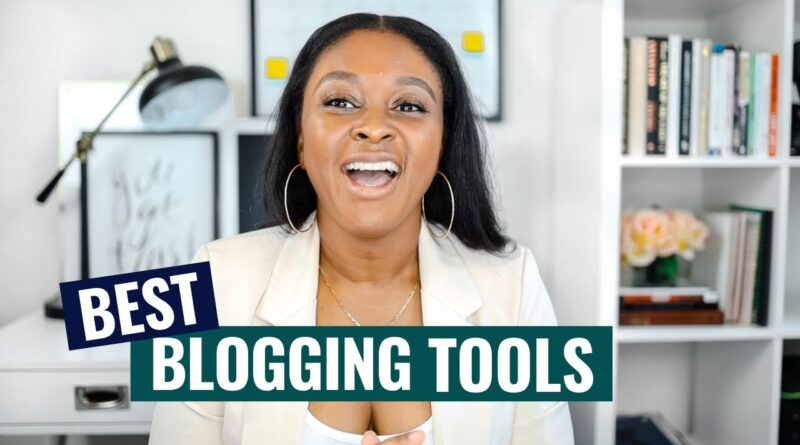 BEST BLOGGING TOOLS and Sources | All the things I take advantage of in my enterprise