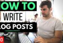 Running a blog for Rookies: Learn how to Write a Weblog Submit The Proper Method