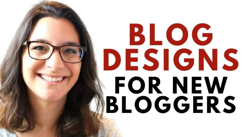 High 5 WordPress Weblog Designs: Themes for New Bloggers