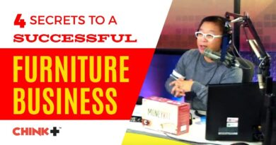 BUSINESS TIPS: THE 4 SECRETS TO A SUCCESSFUL FURNITURE BUSINESS