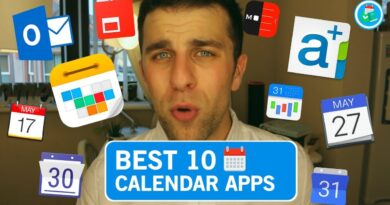Best 10 Calendar Apps for iPhone & Android