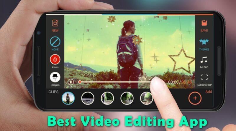 Best Free Android Video Editing App - Edit Videos with FilmoraGo  Tutorial