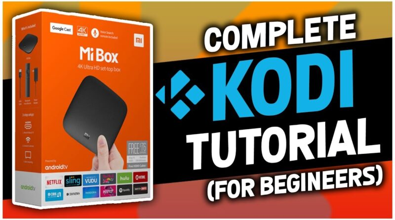 Complete Kodi Setup & Install For Android TV Box