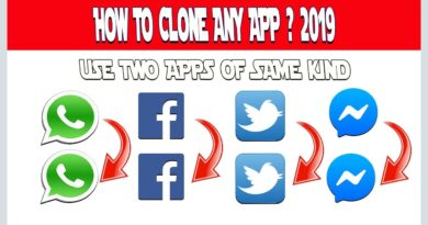 How To Clone Any App On Android Or iOS Devices! 2019 - Use Two WhatsApp Facebook On Same Phone!