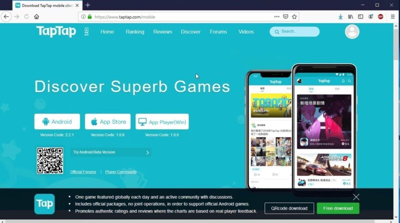 How to Download Install Android App Store Apkpure TapTap QooApp On Pc Android Emulator