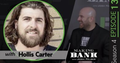 Key Strategies for Entrepreneurs to Get Started with Business with Hollis Carter #MakingBank S4E13