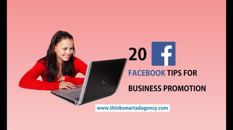 List of 20 facebook business page tips and tricks