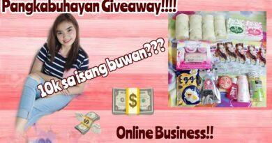 Paano mag start ng online business at Tips sa pag oonline + Pangkabuhayaan Giveaway!