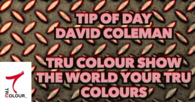 TIPs OF THE DAY BY DAVID COLEMAN IN THE MUSIC BUSINESS OF MERCHANDISING