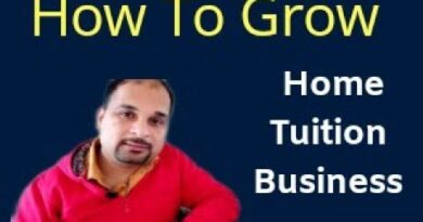 Tips For Home Tutors. Grow your Business