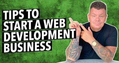 Tips on Starting a Web Development Business Part #1