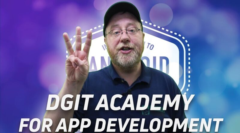 Where to learn Android App Development - Gary Explains