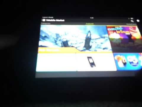 how to get android app store on kindle fire HD