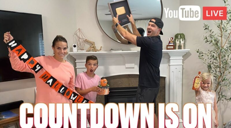 3...2...1 MILLION | COUNTDOWN TO ONE MILLION SUBSCRIBERS IS ON! 5