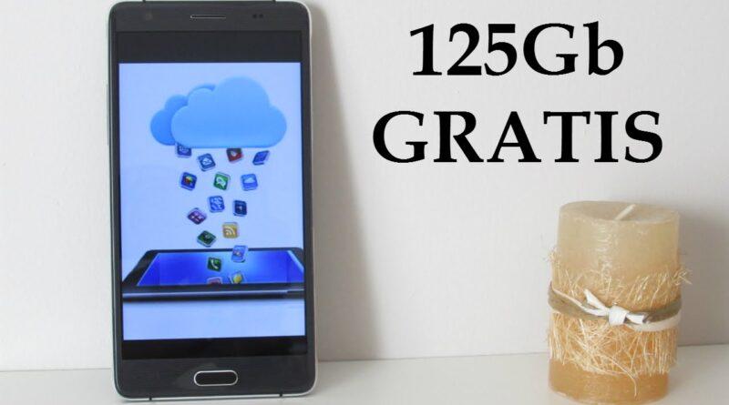 125Gb GRATIS - Mejores Aplicaciones de Almacenamiento En La Nube