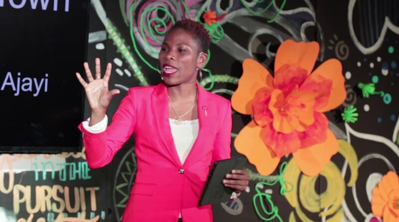 Awesomely In a position: The Energy of Running a blog, Writing, and Social Media | Luvvie Ajayi | TEDxRoadTown 5