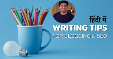 Content material Writing Ideas For Running a blog | Writing Ideas For web optimization 8