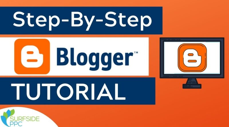 Step-By-Step Blogger Tutorial For Inexperienced persons - The best way to Create a Blogger Weblog with a Customized Area Title 5