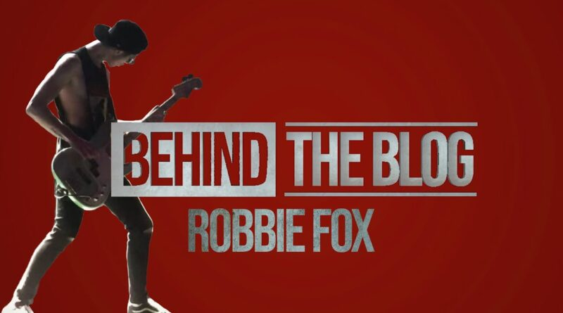 Robbie Fox: From Barstool Superfan to Rising Celebrity - Behind the Weblog 5