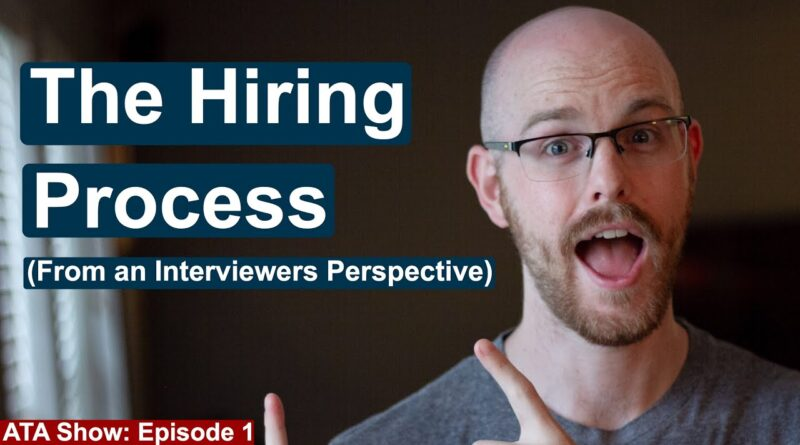 The Hiring Course of from an Interviewer's Perspective   Alex The Analyst Present   Episode 1 5