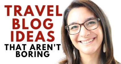 Journey Weblog Area of interest Concepts That Aren't Boring: Journey Weblog Examples 9