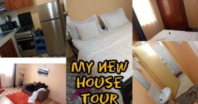 my NEW HOUSE TOUR earlier than TRANSFORMATION.....1 8