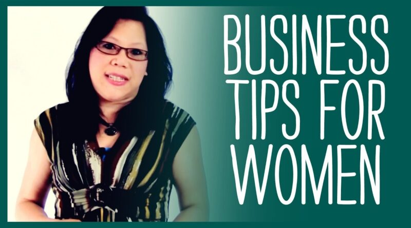 Business Success Offers Tips to Other Women
