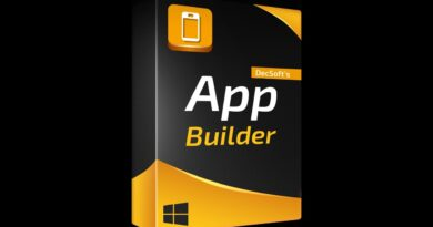 DecSoft App Builder - Video tutorials - Number 010: Say hello to Android