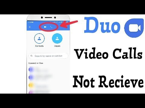 Google Duo || Video And Voice Calls Not Receive Problem Solve