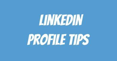 Linkedin Profile Tips | Linkedin Marketing Tutorial | How To Use Linkedin For Business In 2020