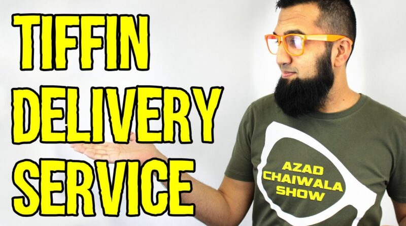 Tiffin Delivery Service Business | Business Ideas In URDU HINDI | Azad Chaiwala Show